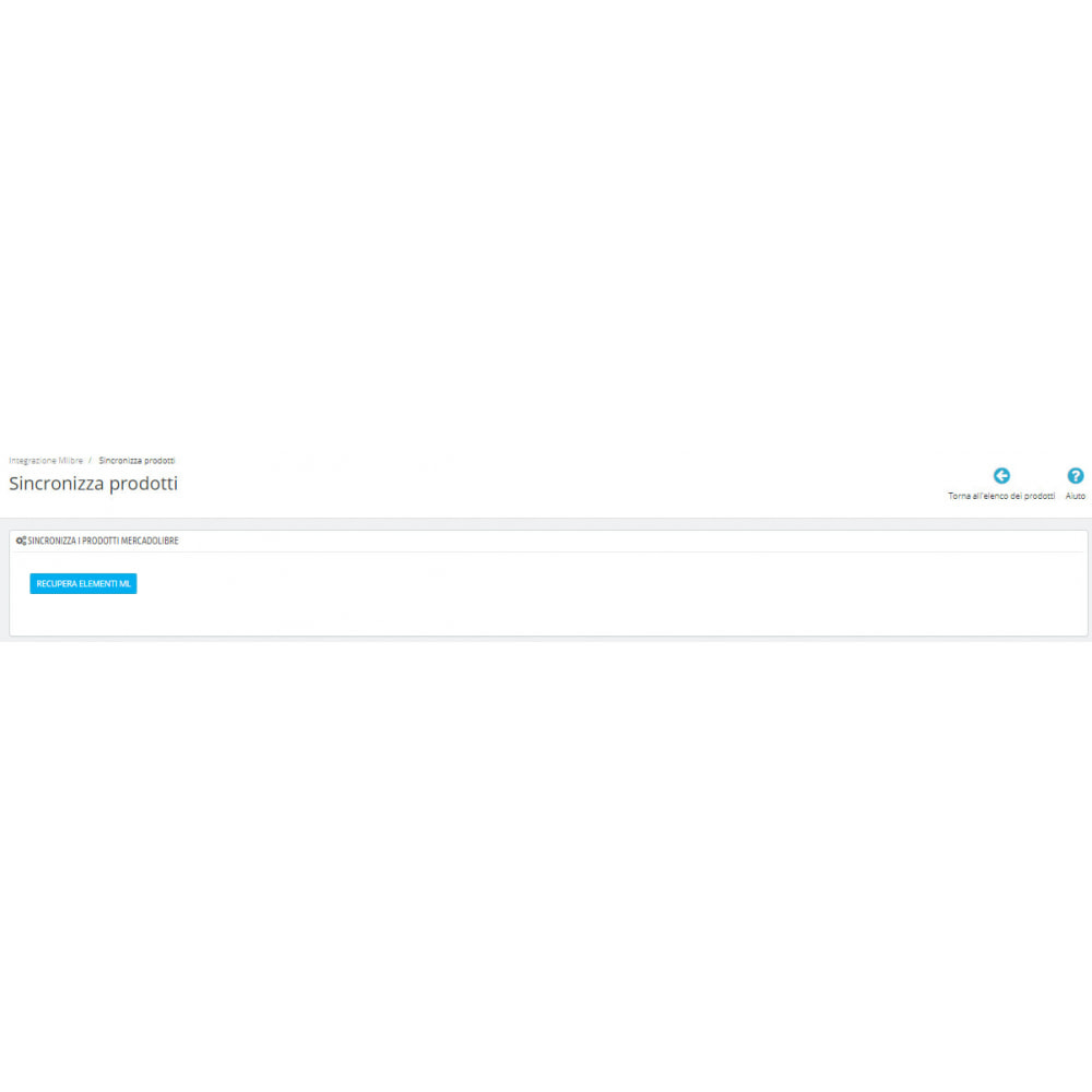 module - Integrazione (CRM, ERP...) - CedCommerce MercadoLibre Integration - 10