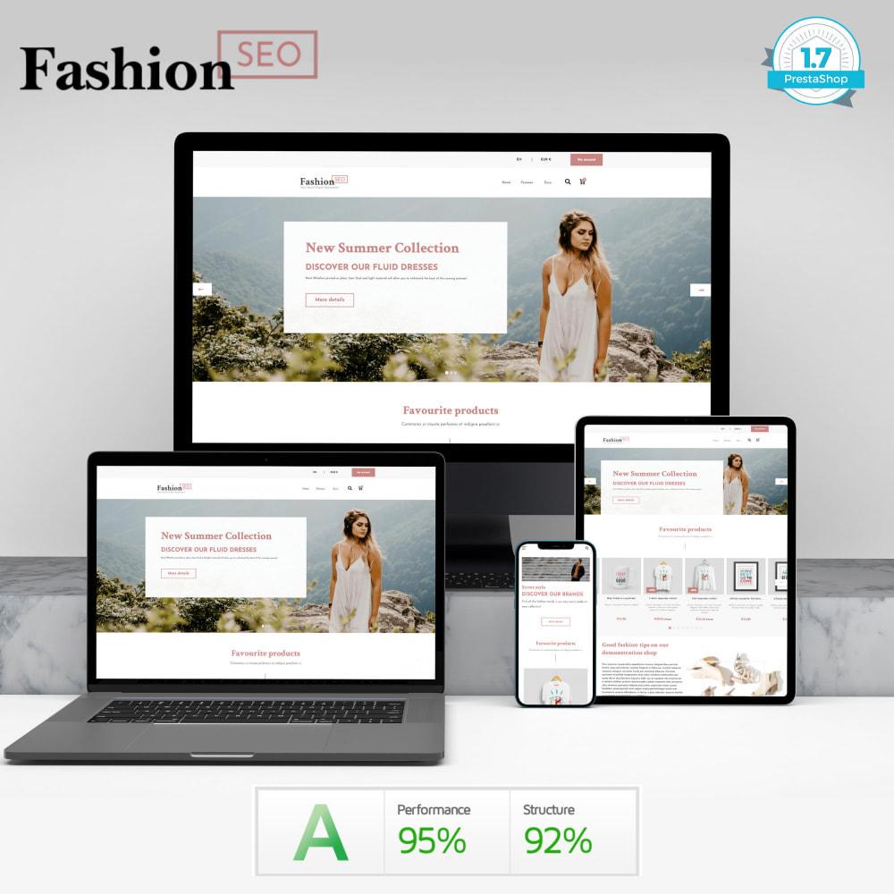 theme - Moda & Obuwie - Fashion SEO - SEO-UX optimized - 1