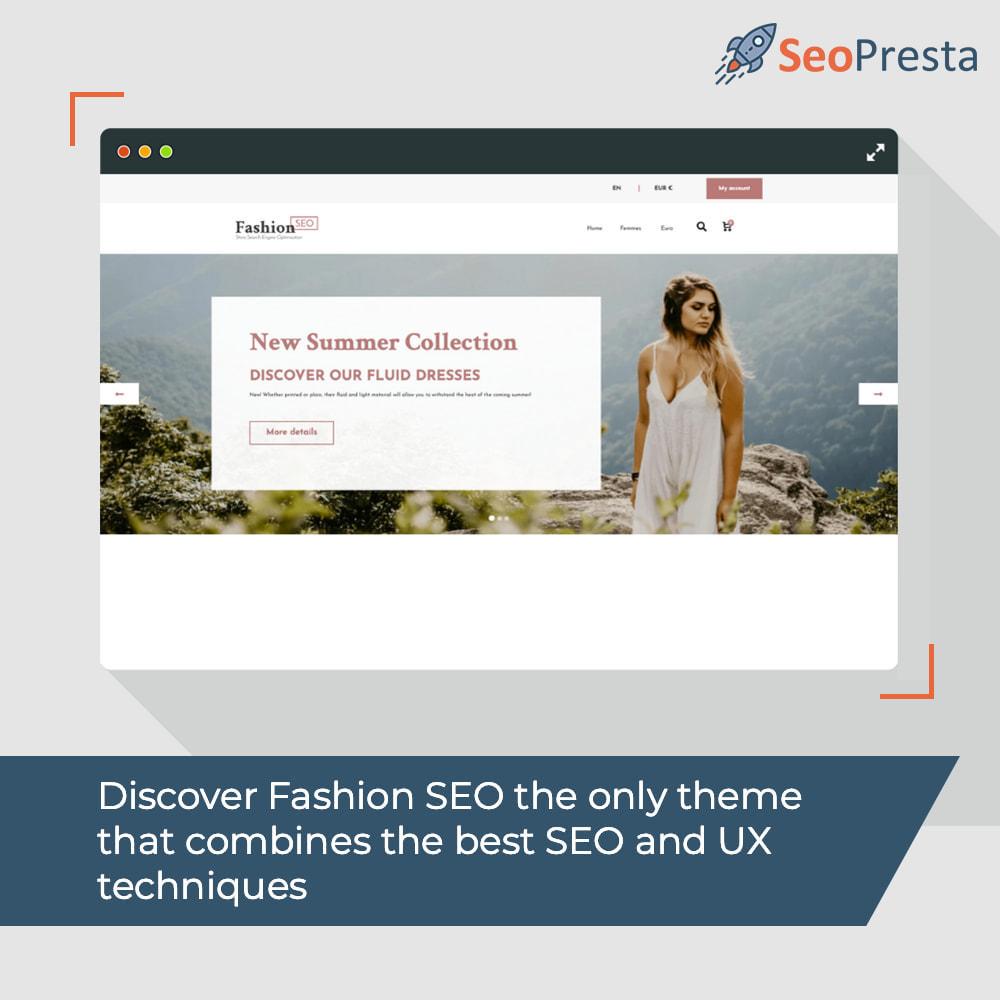 theme - Moda & Obuwie - Fashion SEO - SEO-UX optimized - 2