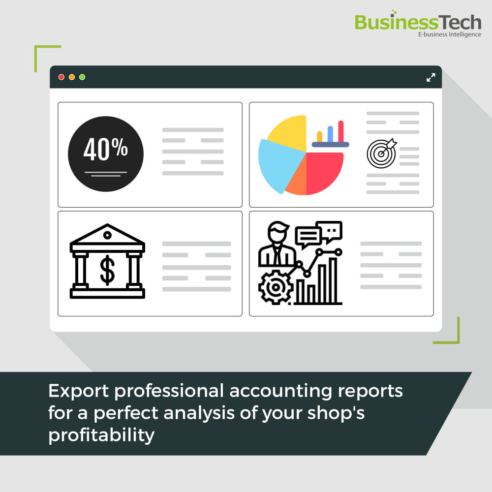 module - Analyses & Statistieken - Sales Reports Pro - Accounting Exports - 1