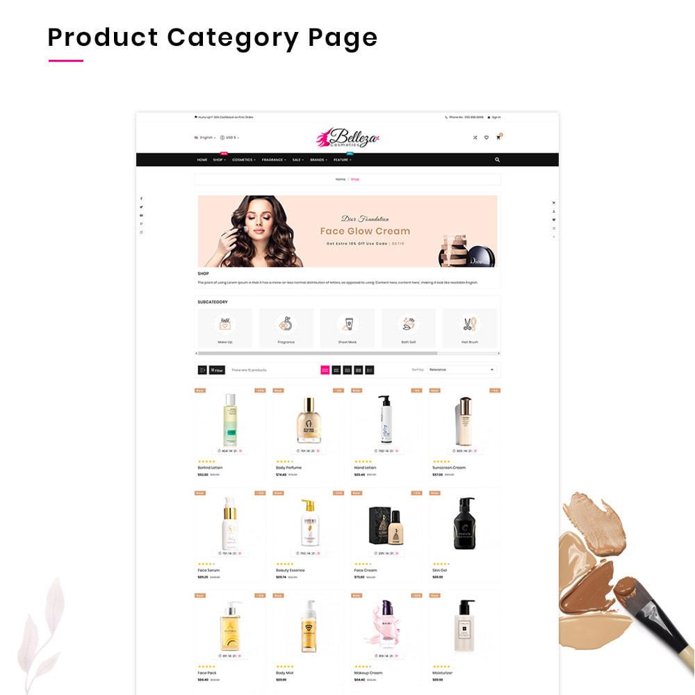 theme - Salud y Belleza - Belleza Mega Rico Belleza–cosméticos Salón Super Store - 4