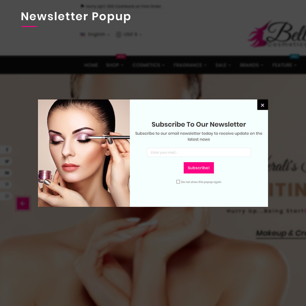 theme - Salud y Belleza - Belleza Mega Rico Belleza–cosméticos Salón Super Store - 10