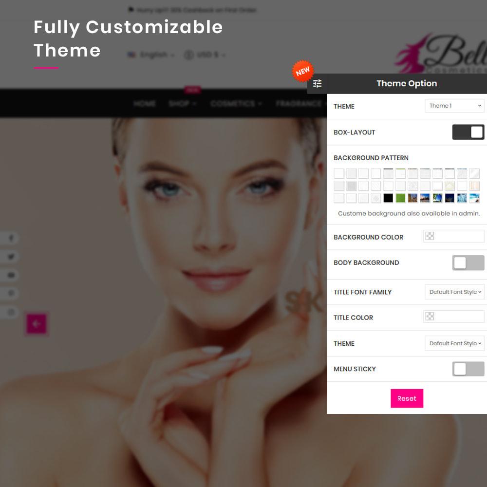 theme - Salud y Belleza - Belleza Mega Rico Belleza–cosméticos Salón Super Store - 14