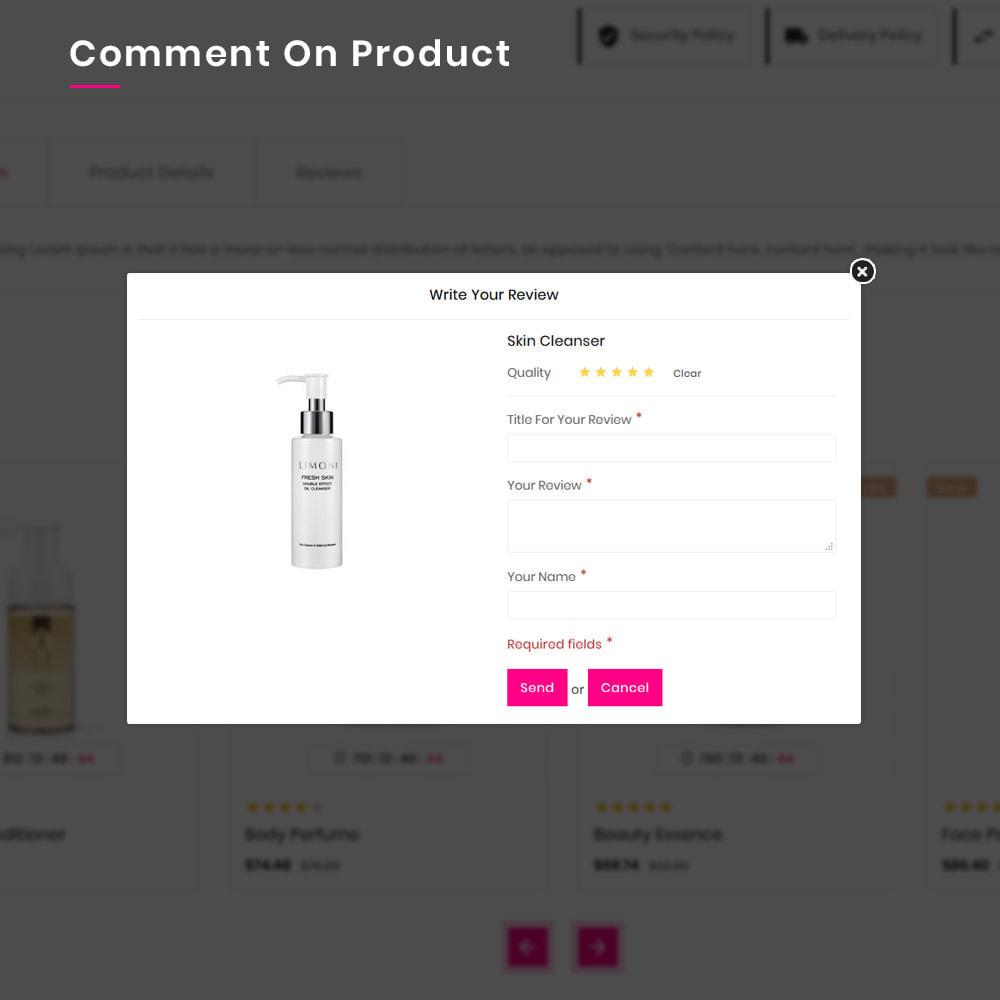 theme - Salute & Bellezza - Belleza Mega Ricco bellezza–Cosmetici Super Store - 12