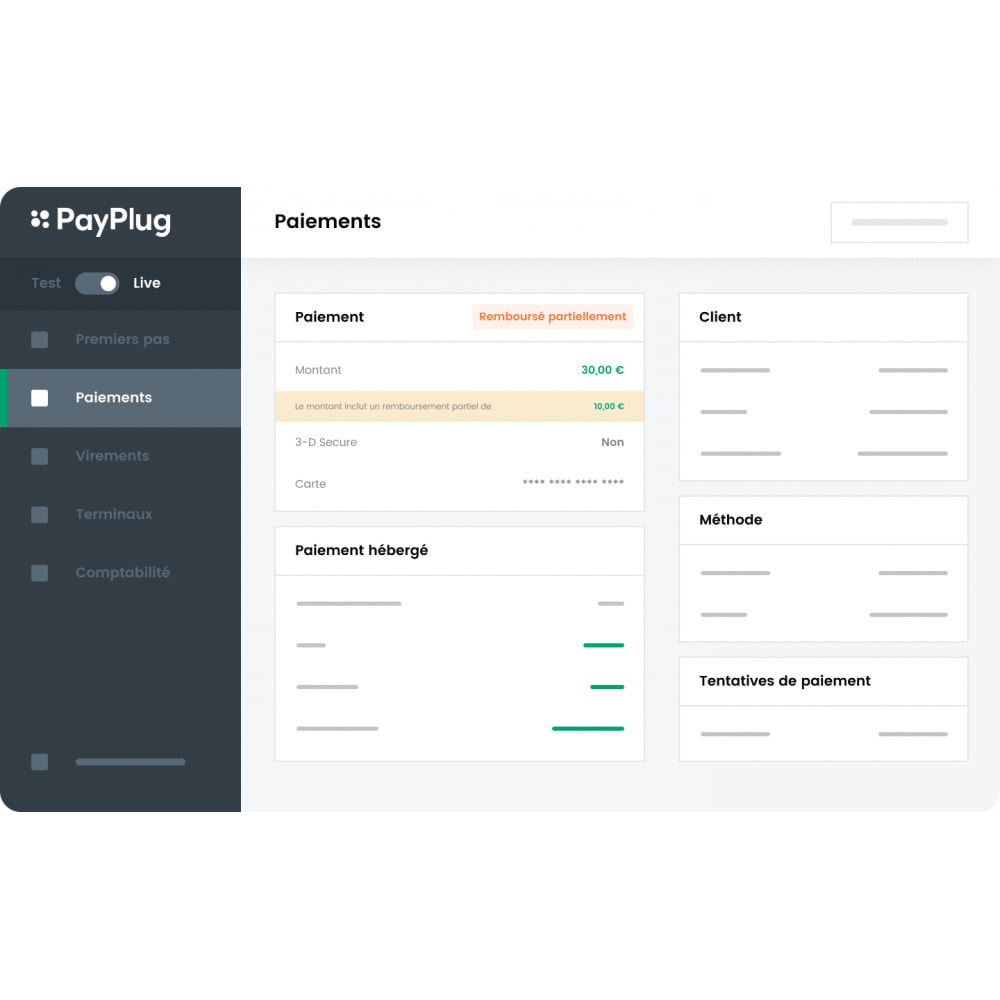 module - Paiement par Carte ou Wallet - PayPlug: Acceptez les paiements là où sont vos clients - 5