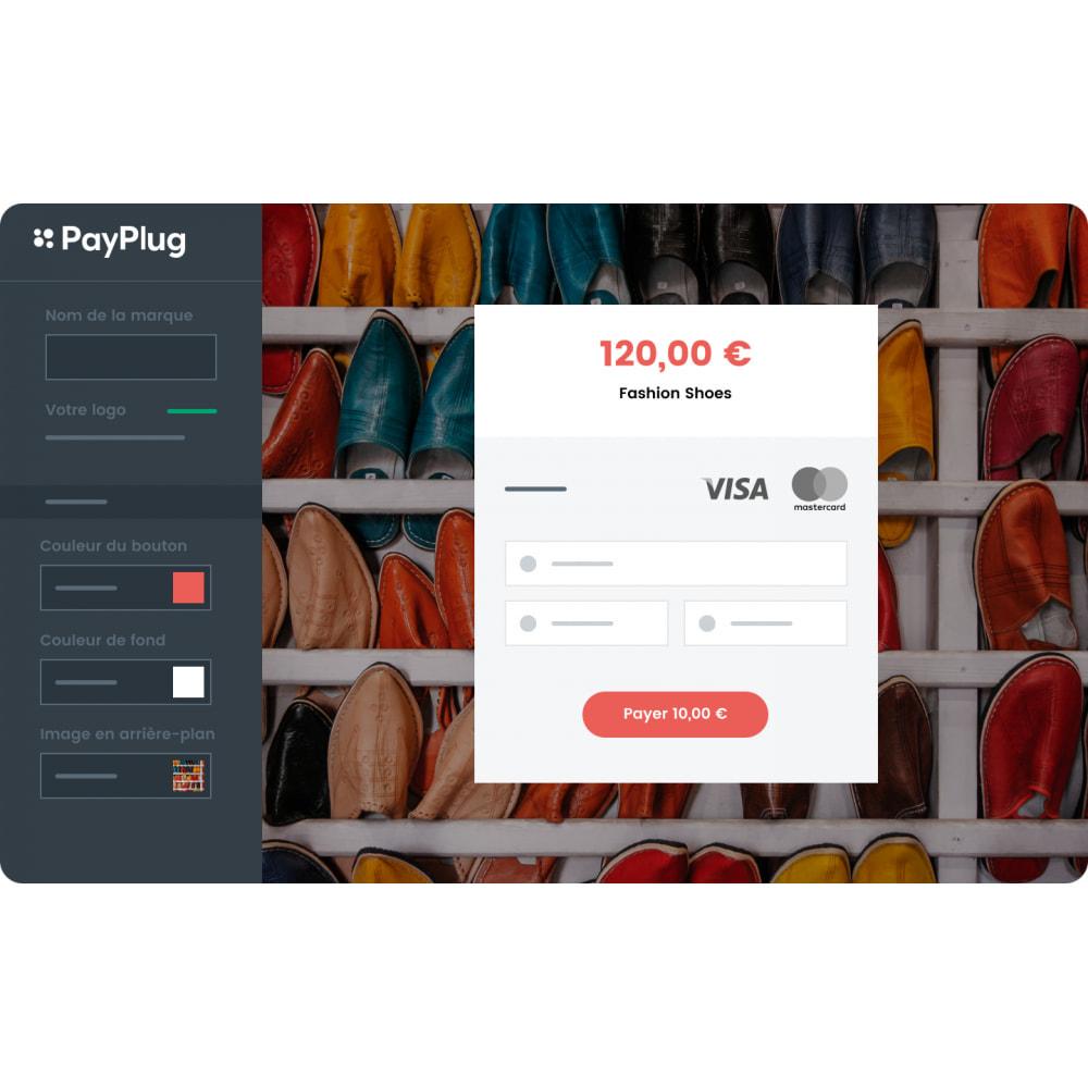 module - Paiement par Carte ou Wallet - PayPlug: Acceptez les paiements là où sont vos clients - 1