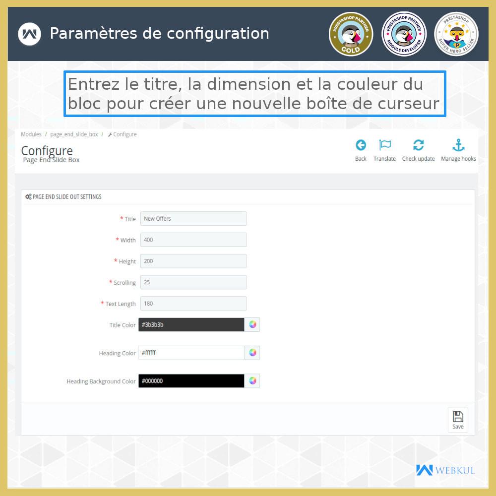 module - Produits en page d'accueil - Page Fin Slidebox - 4