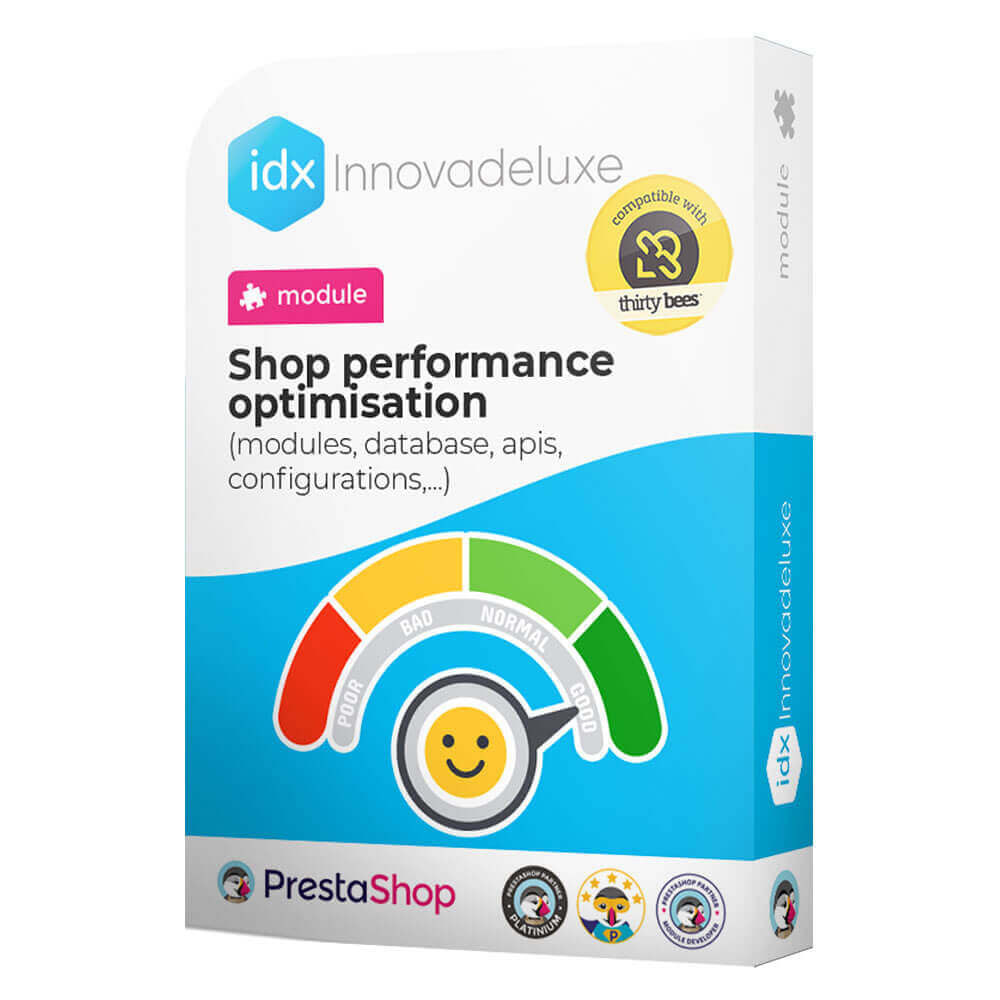 module - Website Performance - Performance - Optimising shop performance (UX / WPO) - 1