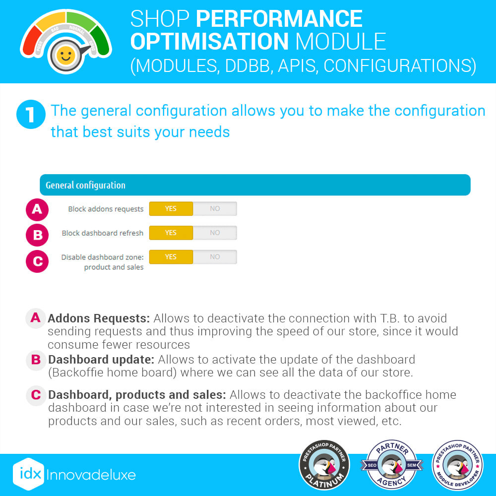 module - Website Performance - Performance - Optimising shop performance (UX / WPO) - 2