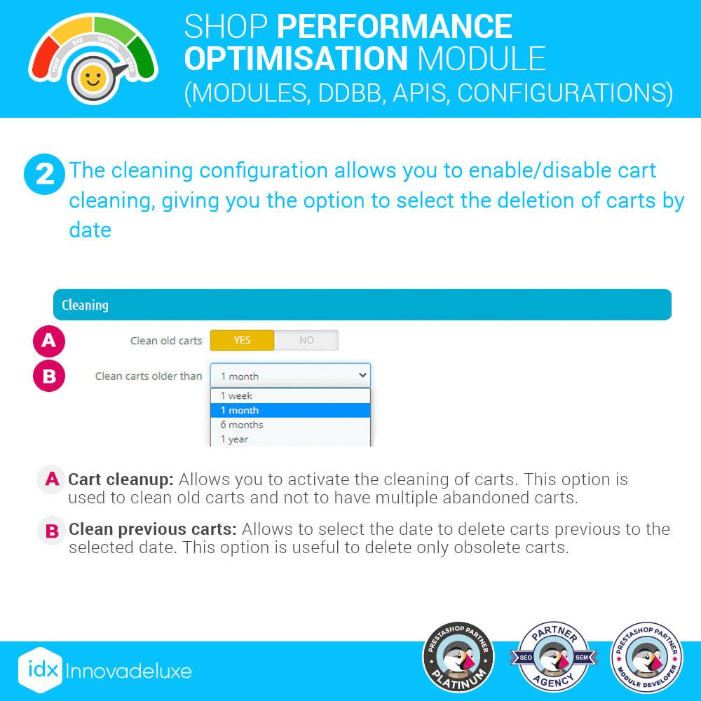 module - Website Performance - Performance - Optimising shop performance (UX / WPO) - 4