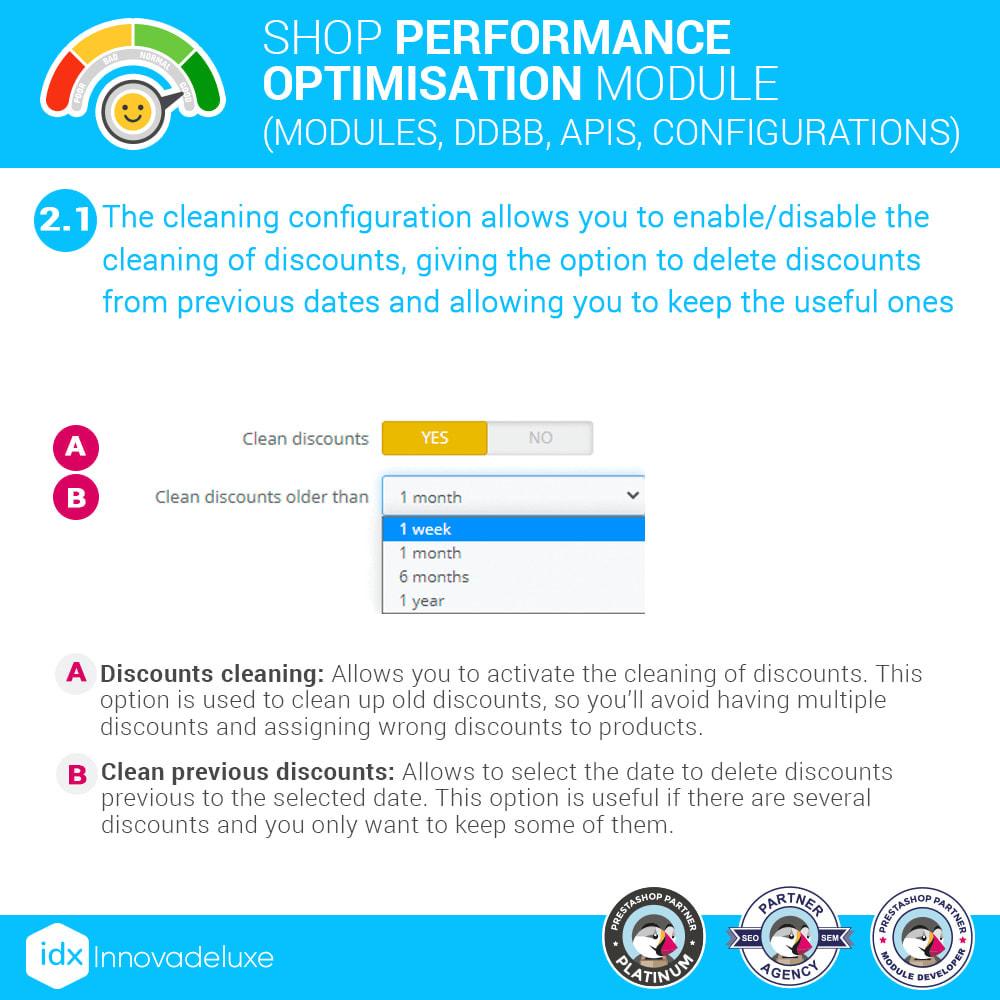 module - Website Performance - Performance - Optimising shop performance (UX / WPO) - 5