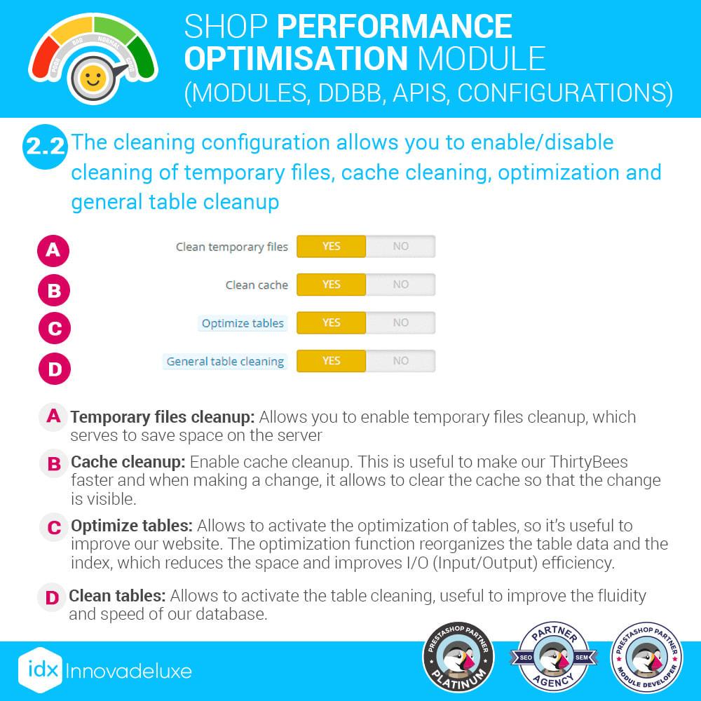 module - Website Performance - Performance - Optimising shop performance (UX / WPO) - 6