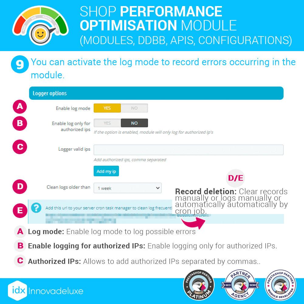 module - Website Performance - Performance - Optimising shop performance (UX / WPO) - 12