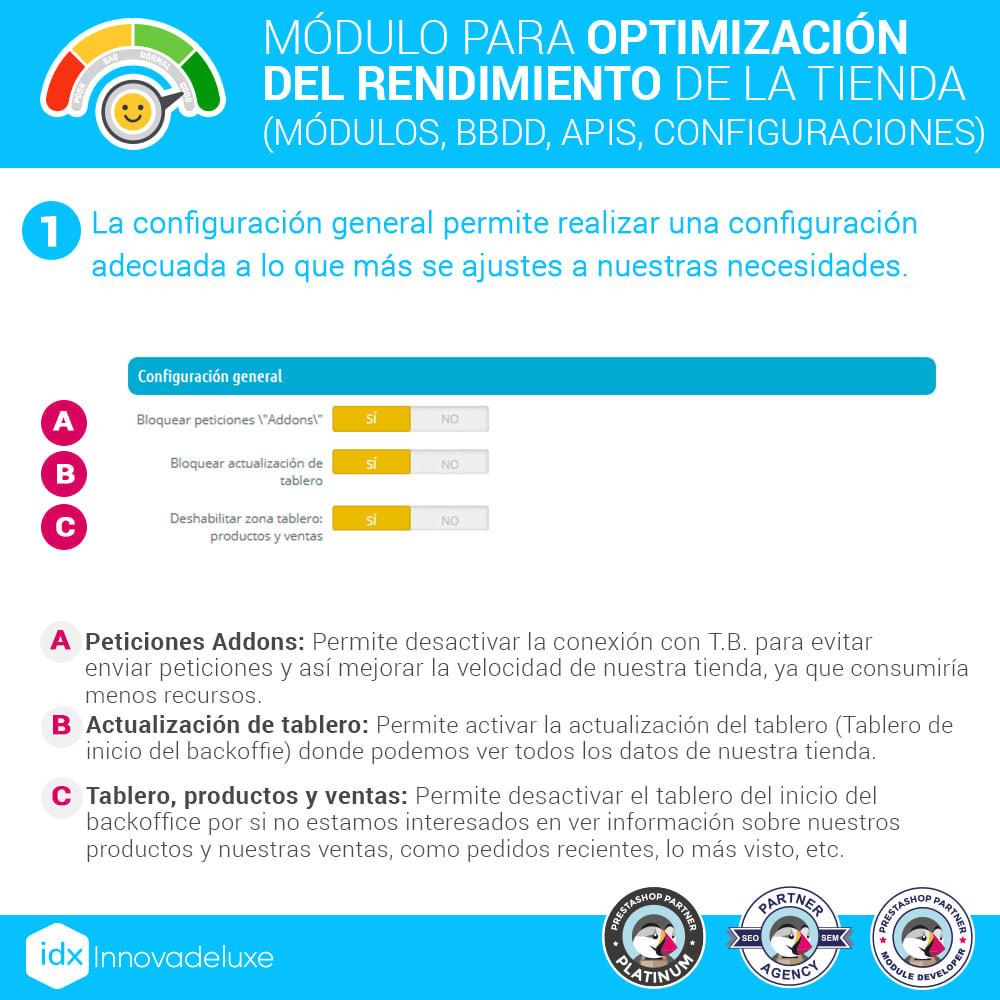 module - Rendimiento del sitio web - Performance - Optimización del rendimiento de la tienda - 2