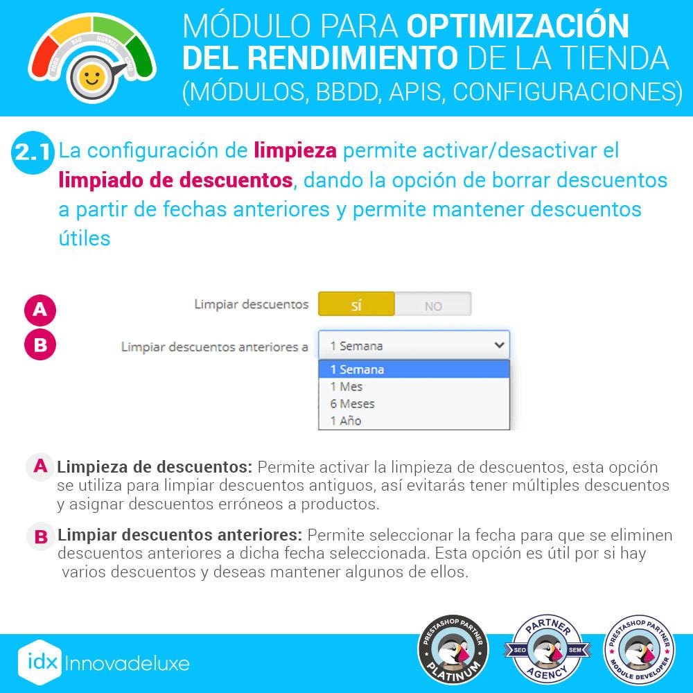module - Rendimiento del sitio web - Performance - Optimización del rendimiento de la tienda - 5