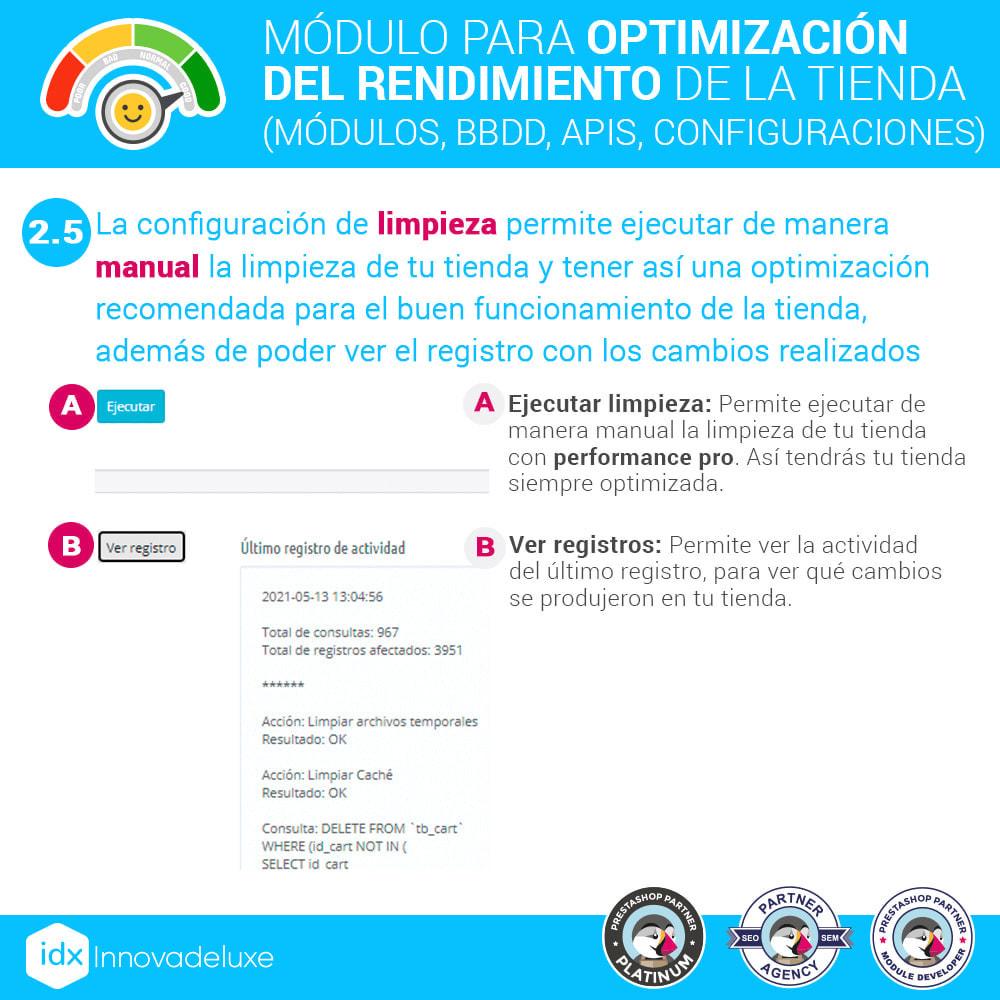 module - Rendimiento del sitio web - Performance - Optimización del rendimiento de la tienda - 9