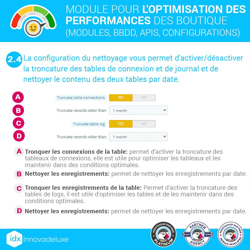 module - Performance du Site - Performance - Optimisation de la boutique - 8