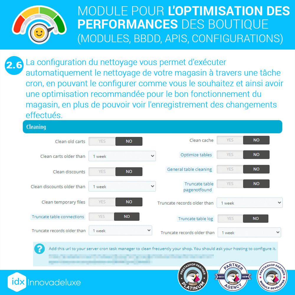 module - Performance du Site - Performance - Optimisation de la boutique - 10