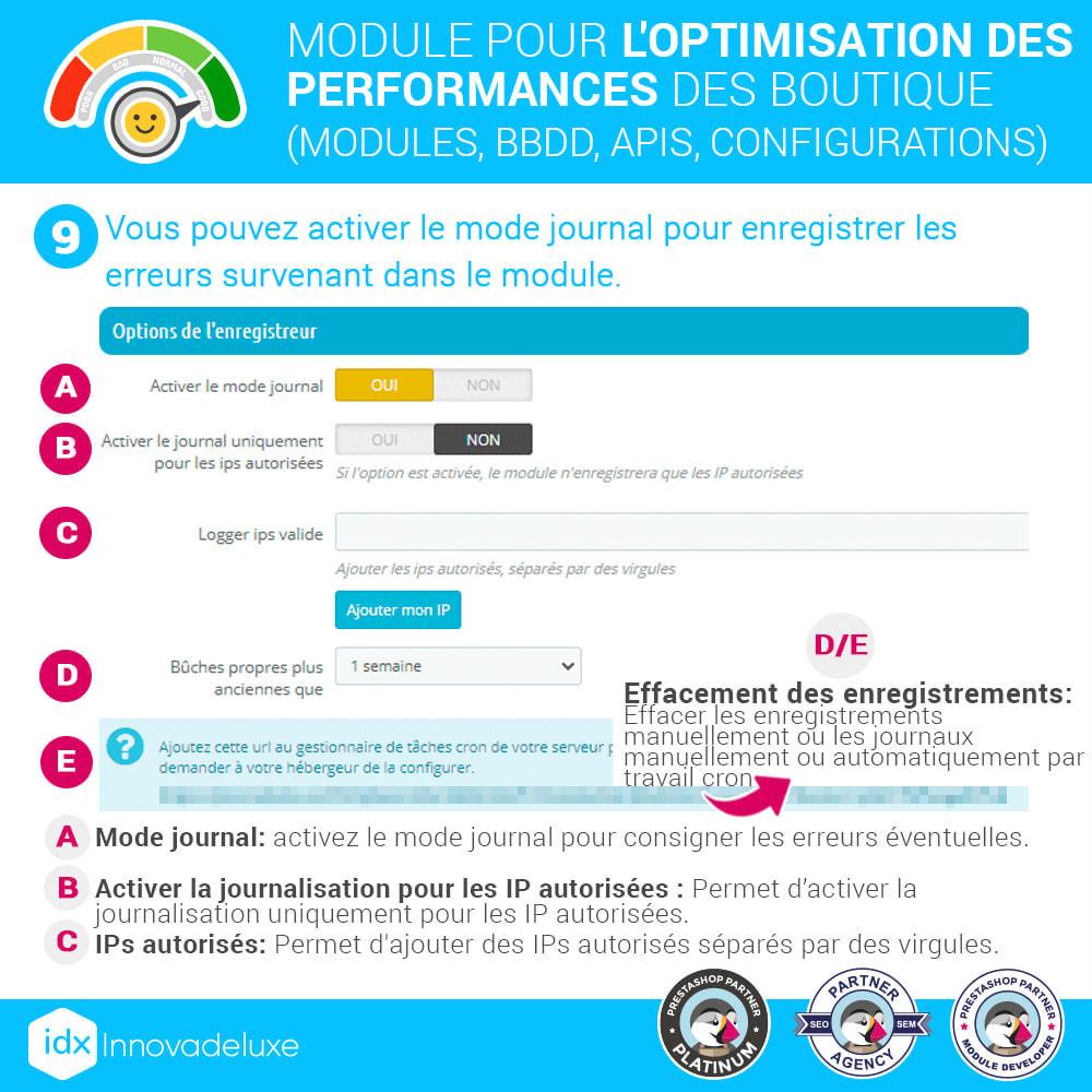 module - Performance du Site - Performance - Optimisation de la boutique - 12