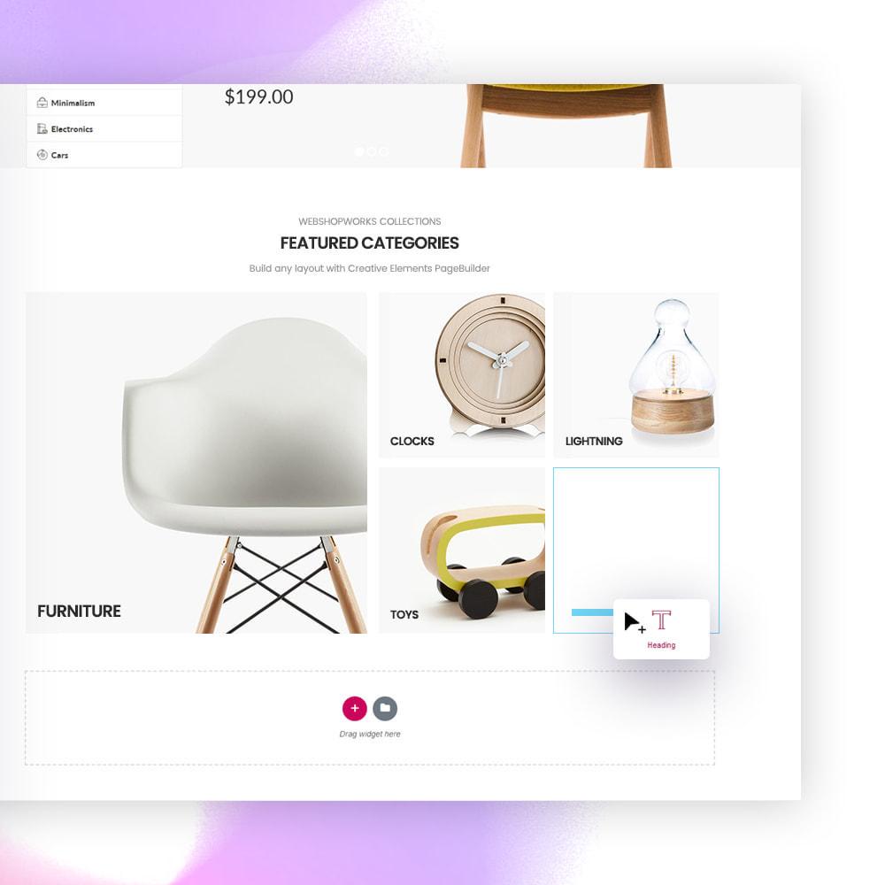 module - Administratieve tools - Creative Elements - live PageBuilder - 2