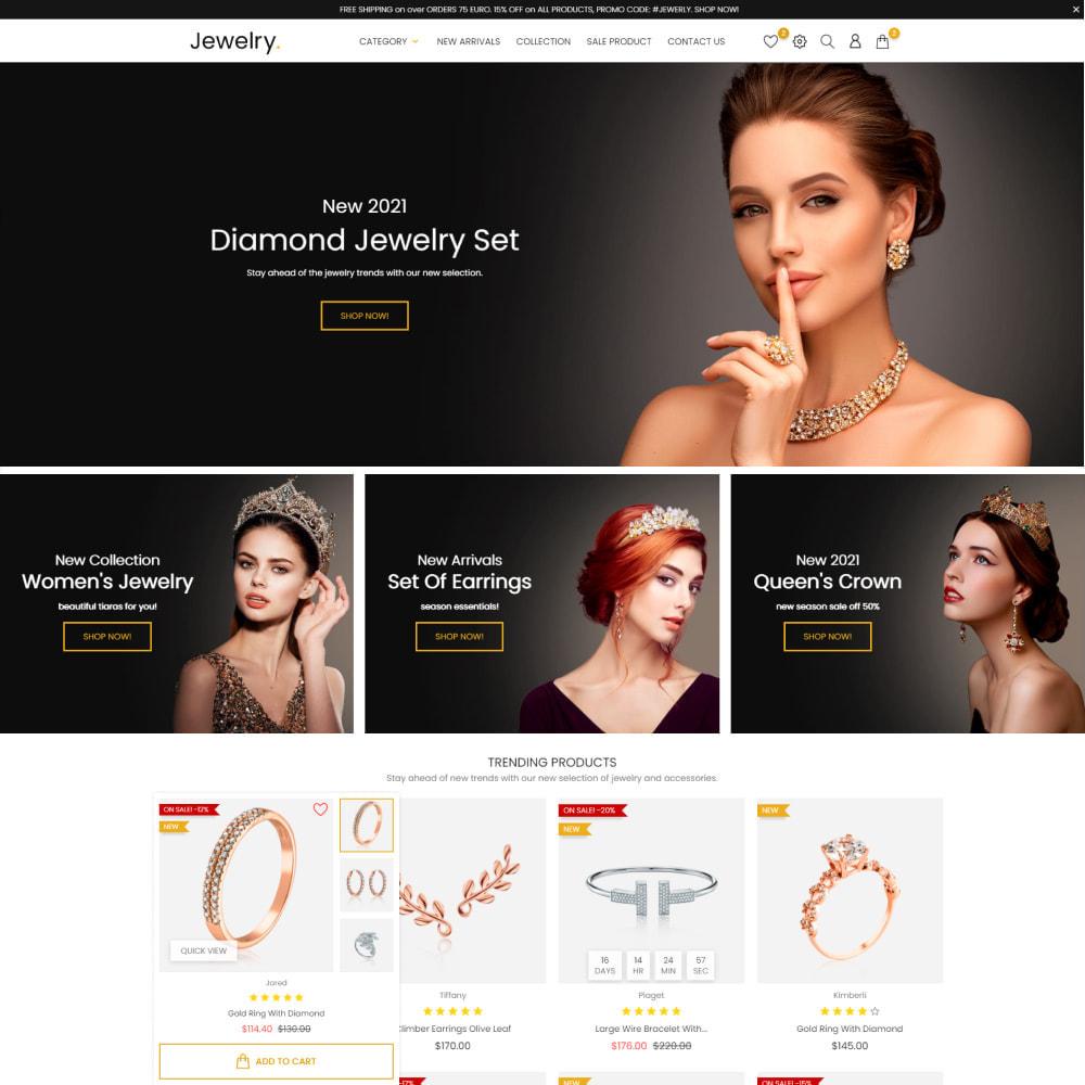 theme - Biżuteria & Akcesoria - Jewelry & Accessories - Fashion, Watches, Design - 2