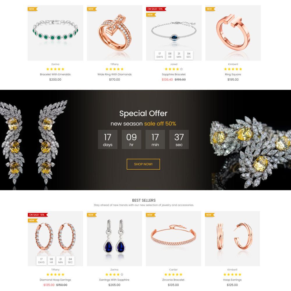 theme - Biżuteria & Akcesoria - Jewelry & Accessories - Fashion, Watches, Design - 3