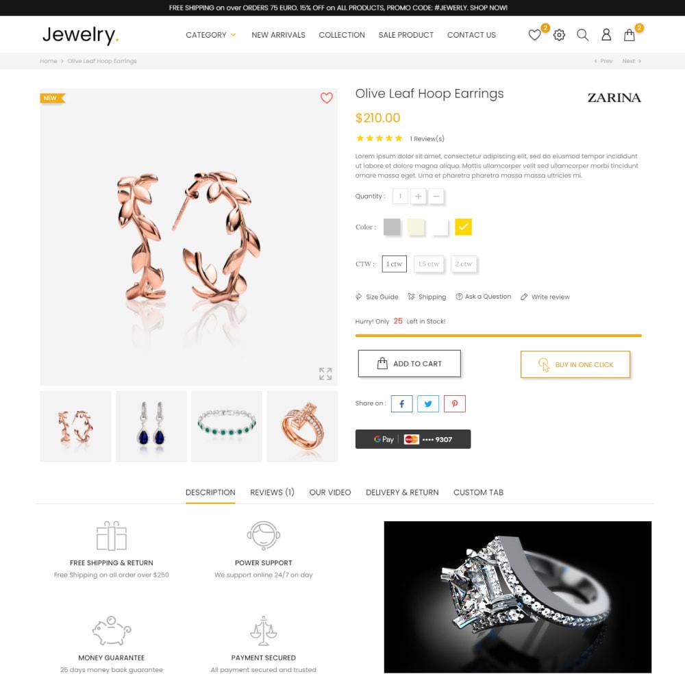 theme - Biżuteria & Akcesoria - Jewelry & Accessories - Fashion, Watches, Design - 6