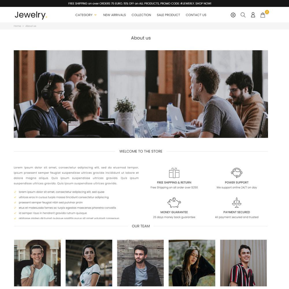 theme - Biżuteria & Akcesoria - Jewelry & Accessories - Fashion, Watches, Design - 7