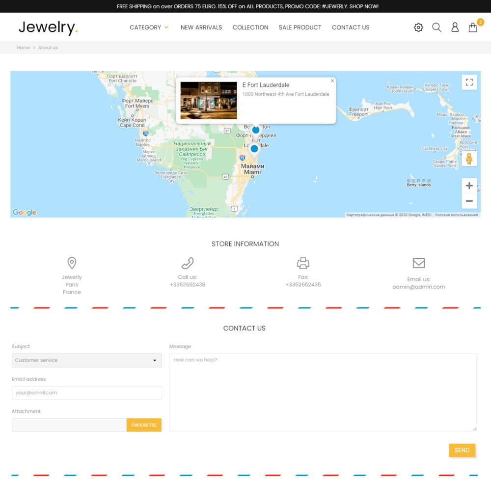 theme - Biżuteria & Akcesoria - Jewelry & Accessories - Fashion, Watches, Design - 8
