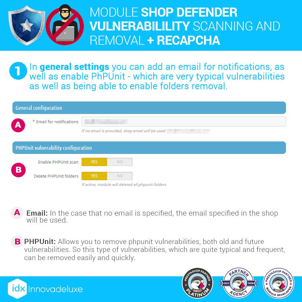 module - Инструменты администрирования - Shop Defender (Malware Removal + Firewall) - 2