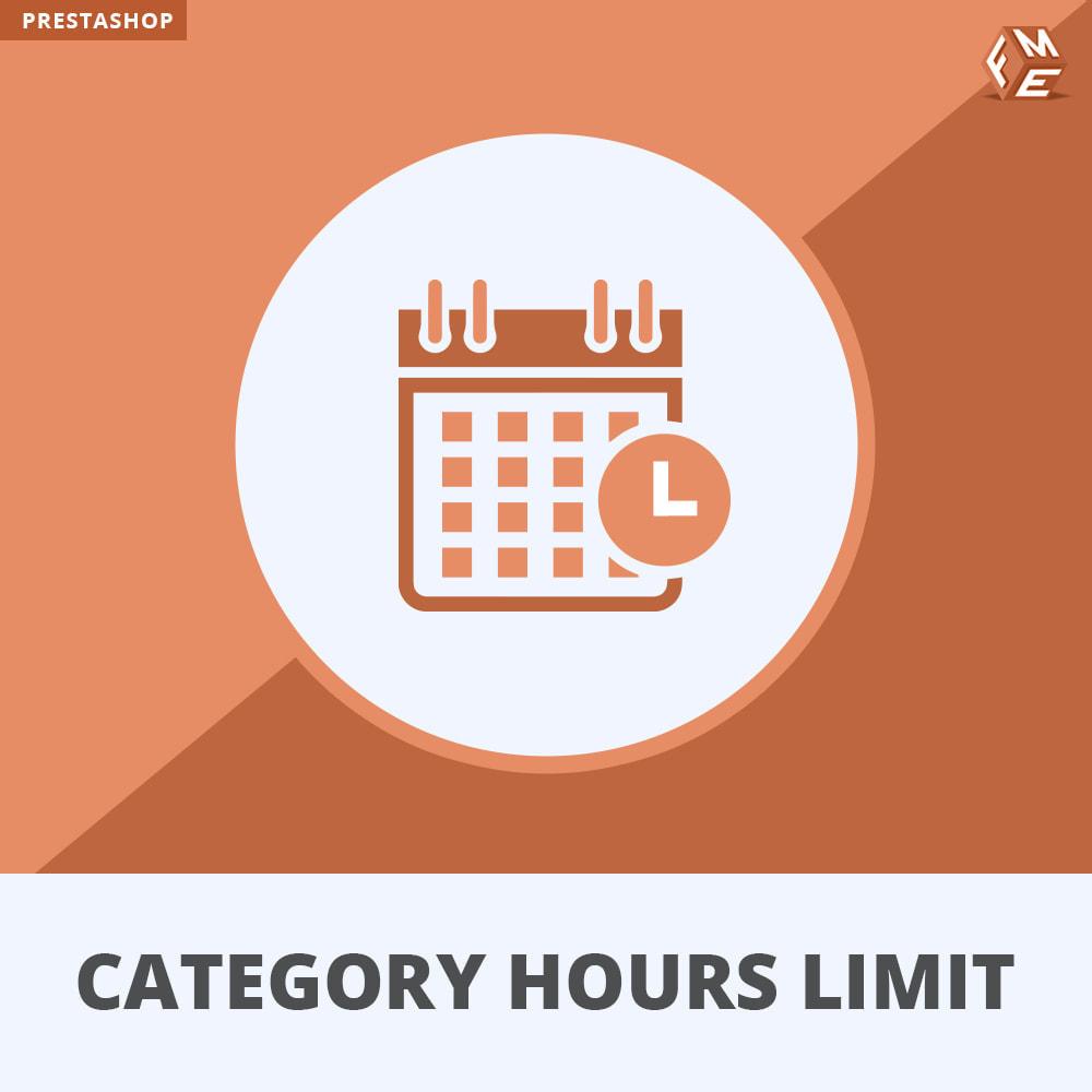 module - Vendas Privadas & Vendas Ultrarrápidas - Category Hours Limits - 1