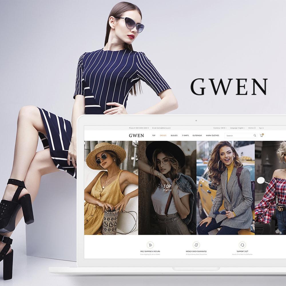 theme - Mode & Schoenen - Gwen Fashion Store - 1
