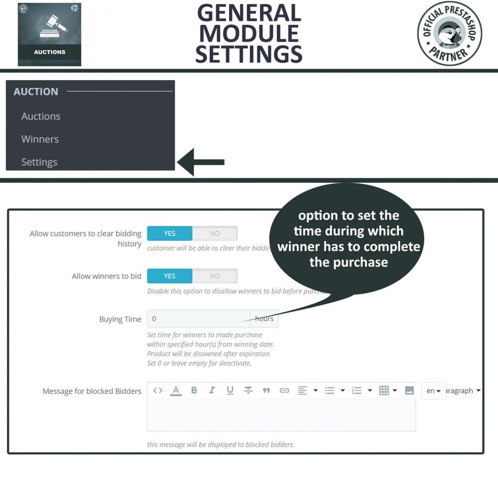 module - Auction Site - Auction Pro, Online Auctions & Bidding - 25