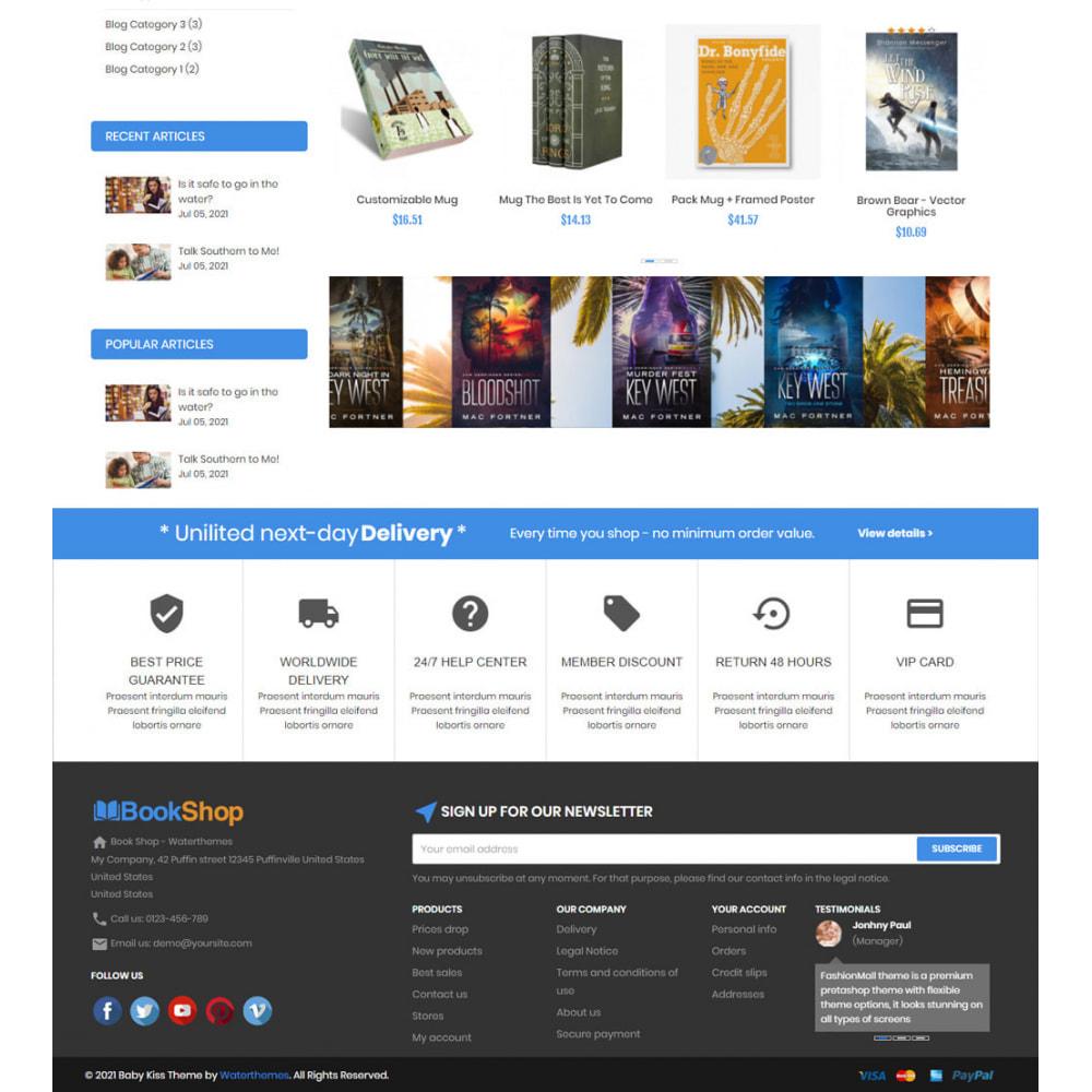theme - Искусство и Культура - Book Shop Art Culture - 3