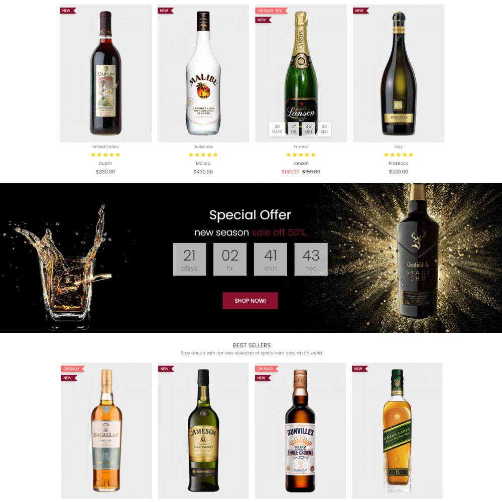 theme - Bebidas y Tabaco - Alcoholic, Drinks & Tobacco - Wine, Coffee, Drinks - 3