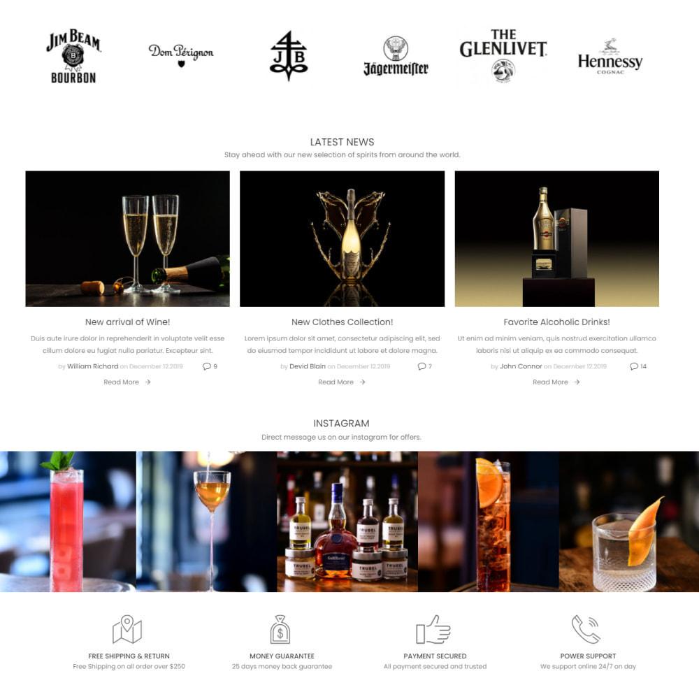 theme - Bebidas y Tabaco - Alcoholic, Drinks & Tobacco - Wine, Coffee, Drinks - 4