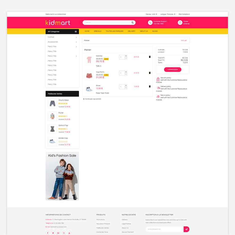 theme - Mode & Chaussures - Magasin de mode Kidmart - 6