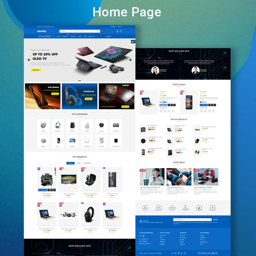theme - Electronics & Computers - Mavrick Mega Online Multipurpose Electronic Store - 2
