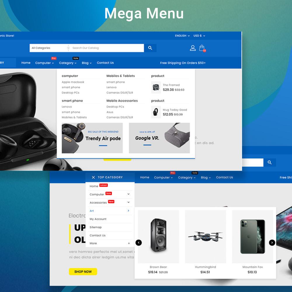theme - Electronics & Computers - Mavrick Mega Online Multipurpose Electronic Store - 3