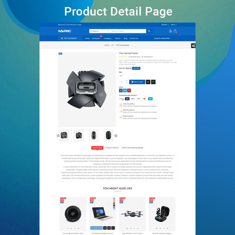 theme - Electronics & Computers - Mavrick Mega Online Multipurpose Electronic Store - 6