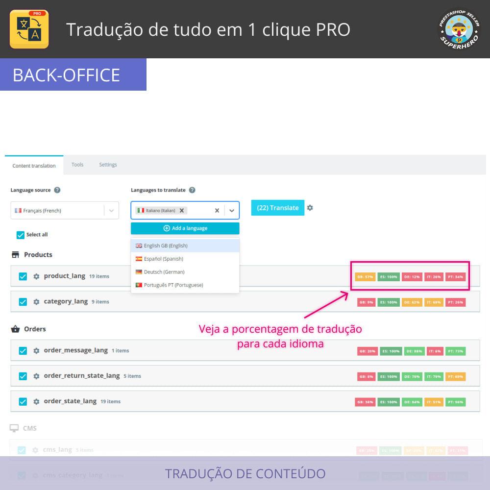 module - Internacional & Localização - Traduzir tudo - Tradução gratuita e ilimitada - 3