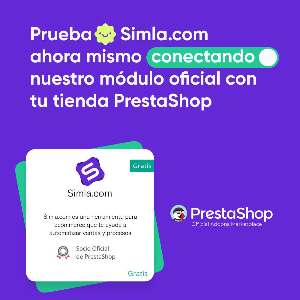 module - Gestión de Pedidos - Simla.com - 2