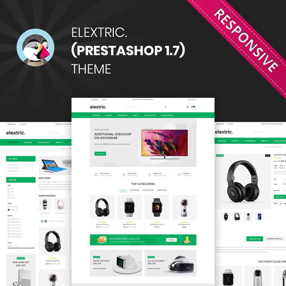 theme - Electronique & High Tech - Elextric - Le méga magasin électronique - 2