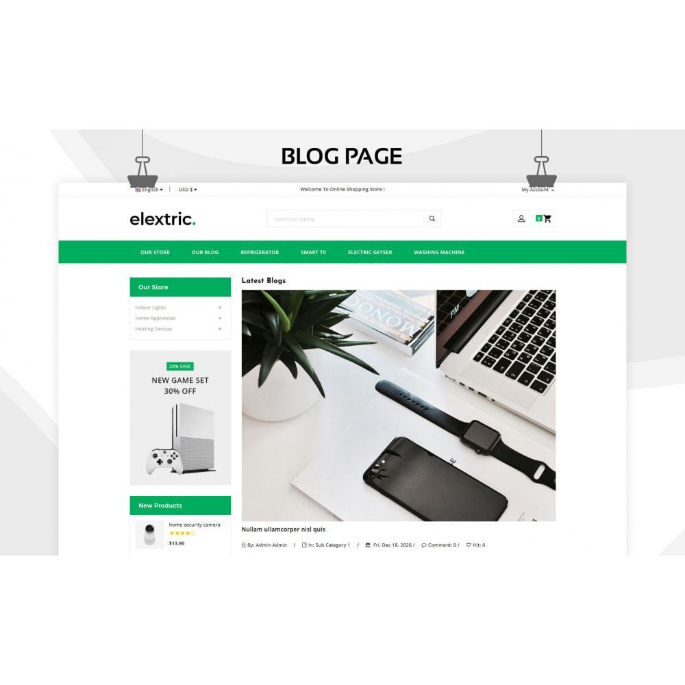 theme - Electronique & High Tech - Elextric - Le méga magasin électronique - 7