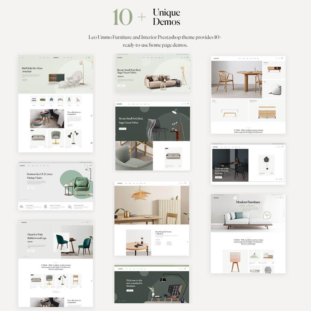 theme - Casa & Jardins - Leo Ummo - Furniture & Interior - 2