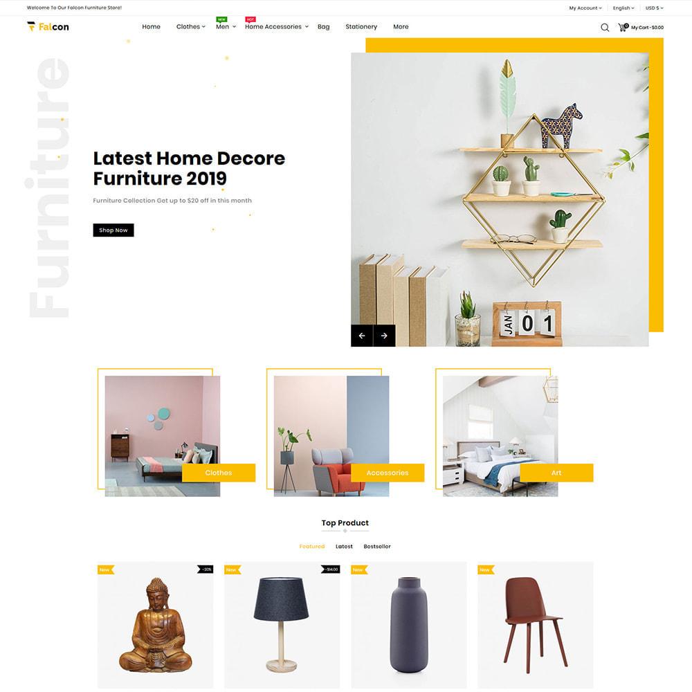 theme - Maison & Jardin - Falcon - Modern Furniture Store - 2