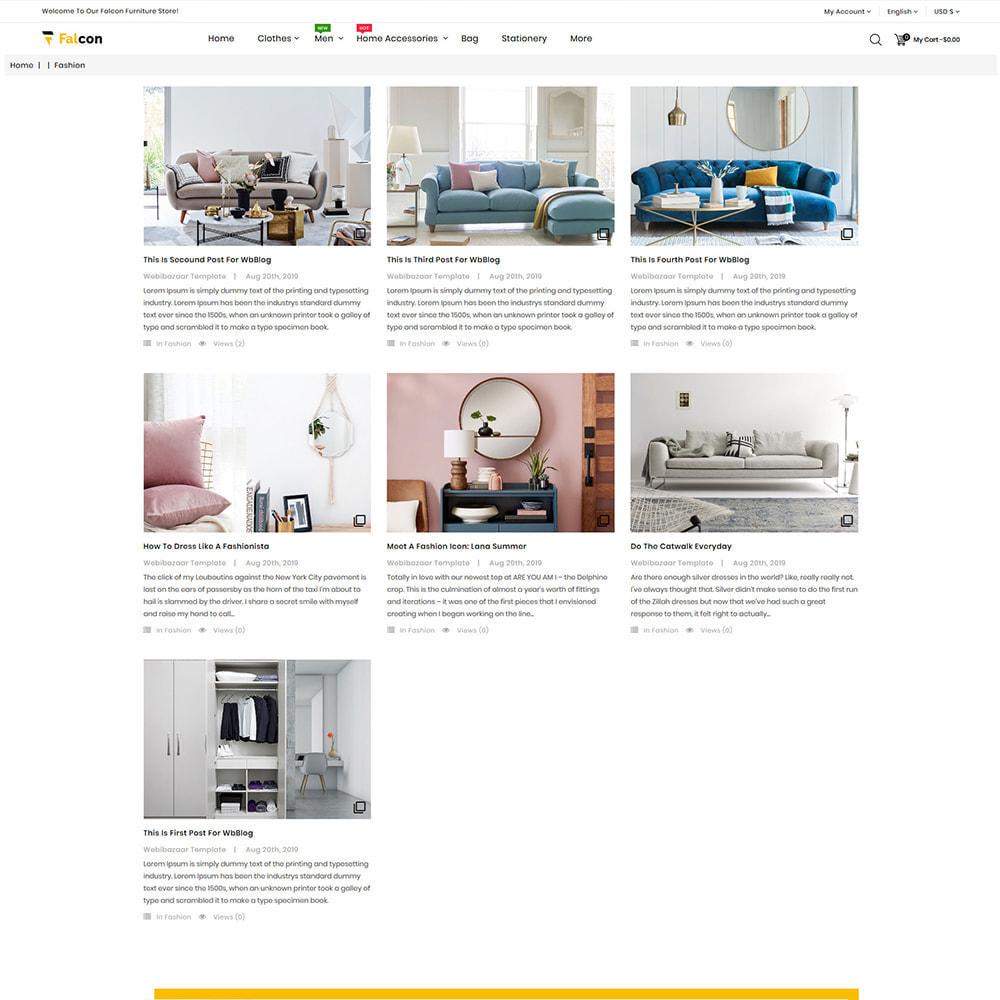 theme - Maison & Jardin - Falcon - Modern Furniture Store - 4