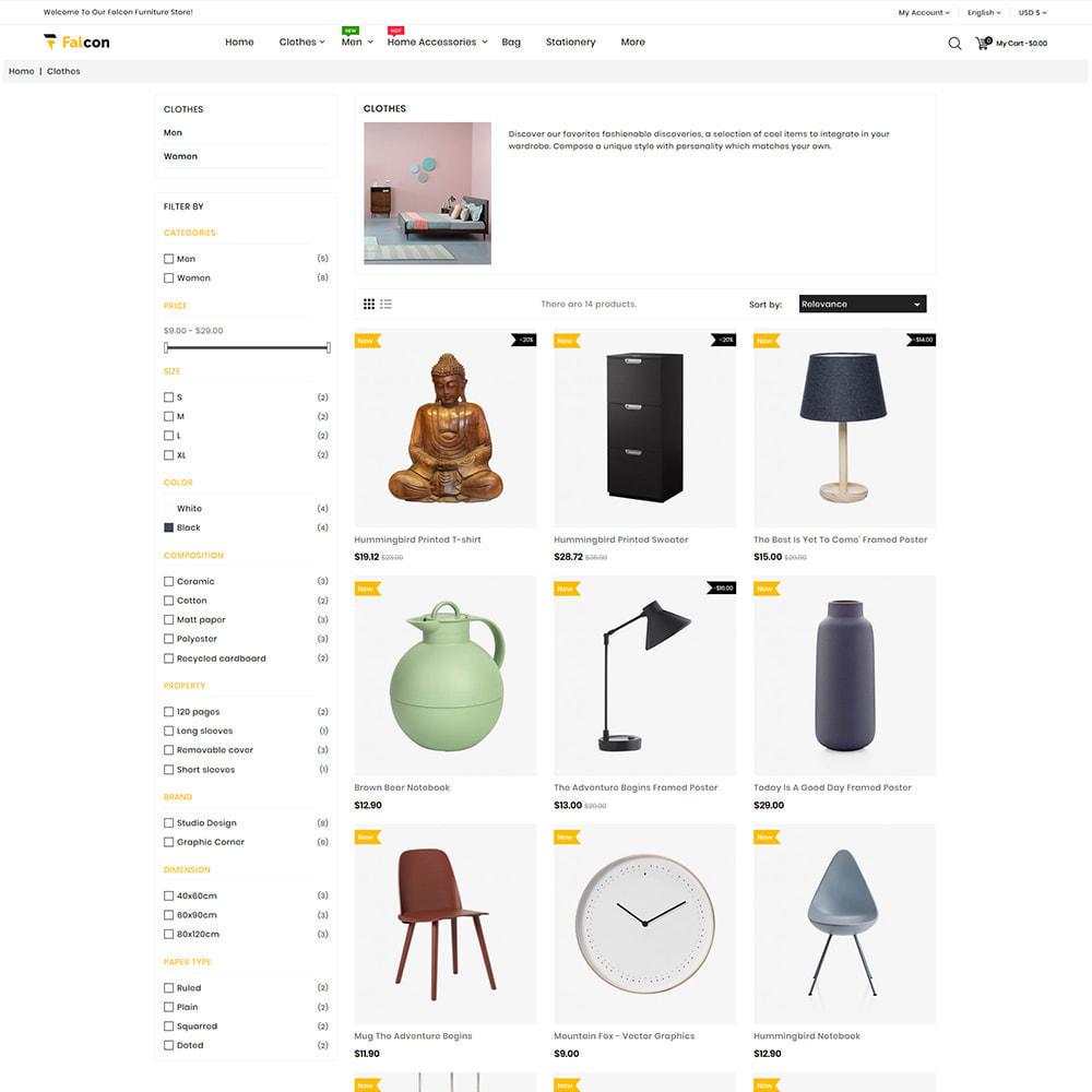 theme - Maison & Jardin - Falcon - Modern Furniture Store - 6