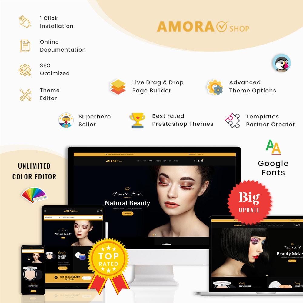 theme - Gesundheit & Schönheit - Amora Beauty Store - 1