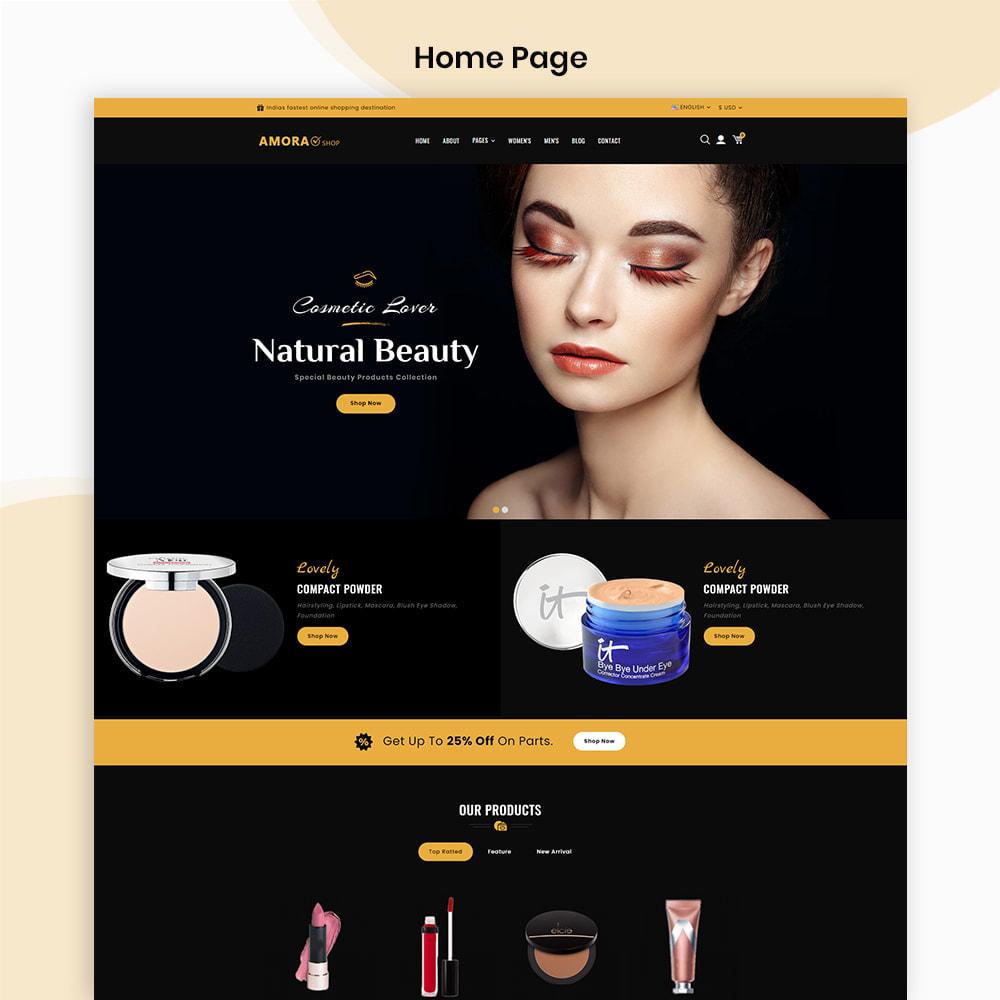 theme - Gesundheit & Schönheit - Amora Beauty Store - 2